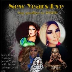 Have A Drag On New Year's Eve At Varieties Nightclub In Davenport