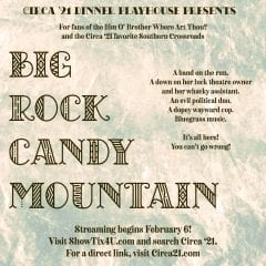 'Big Rock Candy Mountain' Coming To You, Online, From Rock Island's Circa '21