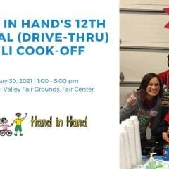 Baby It's Chili Outside... Saturday at Mississippi Valley Fairgrounds in Davenport!