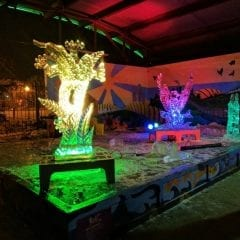 9th-Annual Icestravaganza in Davenport Expanded to Three Days