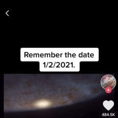 Is Something HUGE Happening TOMORROW? This TIME TRAVELER FROM 2485 Says So...