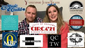 Love-Filled Quad-Cities Cabaret Shares Boundless Talent, Affection
