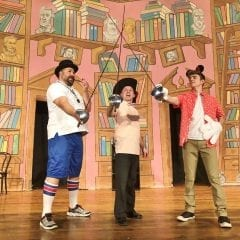 """Spotlight Theatre Returns in March With """"Complete Works of William Shakespeare (abridged)"""""""