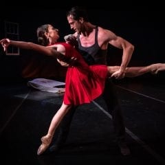 """Ballet Quad Cities Brings Varied """"Love Stories"""" to Outing Club This Weekend"""