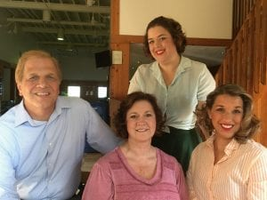 Quad City Music Guild Board Members Look at New Ways for Show to Go On