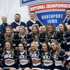 Go Team! 2021 Cheer and Dance National Championship to be Held at St. Ambrose, Davenport