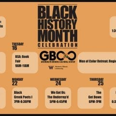 Celebrate Black History Month Events At Western Illinois University This Week