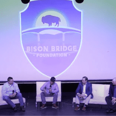 Chad Pregracke and Bison Bridge Forum Begin Push for Public Support, Private Funding