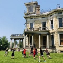 Renwick Mansion Opens Registration for 3rd Witchcraft & Wizardry Camp