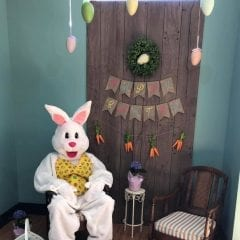 The Easter Bunny AND Ice Cream? Quad-Cities Kids Are Going To Love This...