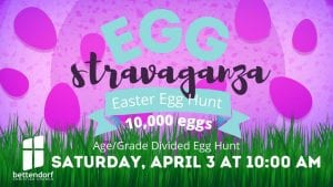 Looking For Easter Egg Hunts This Weekend? You Can Find Them Here...