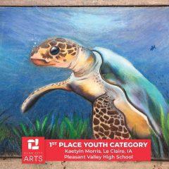 Quad City Arts Back in Person for 5th-Annual Chalk Art Fest June 26-27