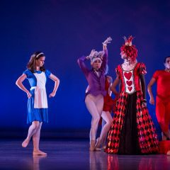"""REVIEW: Ballet Quad Cities Performs Triumphal, Colorful """"Alice"""" to Close Crazy Season"""