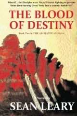 New Book Asks, What If Jesus' 12 Disciples Were Ninjas Fighting The Devil To Save The World?