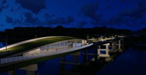 Bison Bridge More Than Half Way Toward Public Support Goal