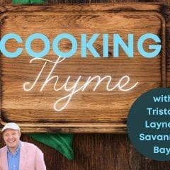 Like Your Cajun Extra Creamy? Cooking Thyme Season Two Has The Recipe For You!