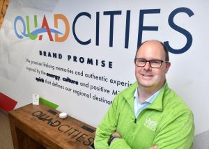 Visit Quad Cities Wins Two Iowa Tourism Awards at Conference