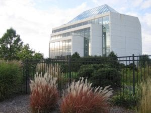 The Quad City Botanical Center is at 2525 4th Ave., Rock Island.