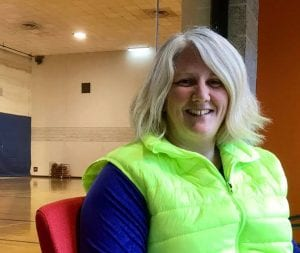 Amy Hessel's Lifetime In Sports Reflects In Her Work At Muscatine YMCA