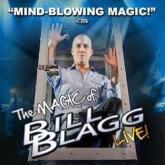 The Magic Of Bill Blagg Coming To Davenport's Adler Theater
