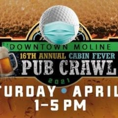 Crawl On Down To Downtown Moline This Saturday For The Pub Crawl