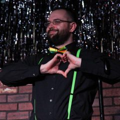 'The Ghost Of Vaudeville' Bids Goodbye At This Weekend's Burlesque At Rock Island's Speakeasy