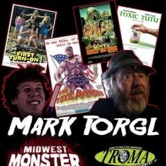 Midwest Monster Fest Welcoming Mark Torgl To East Moline's Rust Belt