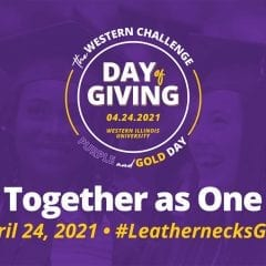 Western Illinois University Purple & Gold Day, Western Challenge Set for April 24