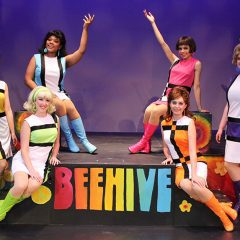 """Rock Island's Circa '21 Catches Buzz of '60s In Iconic Musical """"Beehive"""""""