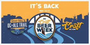 Quad-Cities Craft Beer Week is Back to Mark 2nd Anniversary of QC Ale Trail