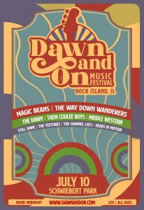 BREAKING: Dawn and On Music Festival Announces 2021 Talent Lineup