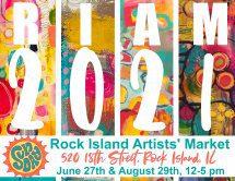 Rock Island Artists Market Hosting Summer Events For Quad-Cities Creators