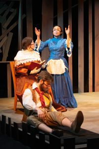 Augustana College Opens Next Play Thursday at Brunner Theatre