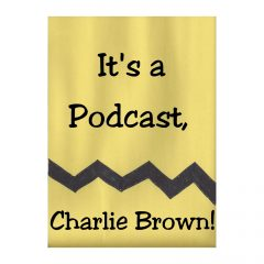"""EPISODE 62: """"Peanuts Nerd"""" Nat Gertler, """"It's Only a Game"""" & """"The Snoopy Show"""" S1, Ep 6"""