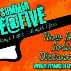 River Music Experience Rocks With Live At Five And The PlayThangs