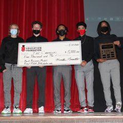 Rock Island High School Entrepreneurs Win $10,000 At Final Pitch Night