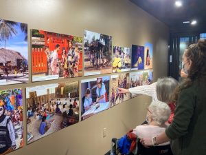 Putnam Celebrates Ribbon Cutting for New World Culture Gallery