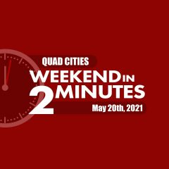 Reggae, Hairspray, A Celebration Of Mustaches And More... In Your Quad-Cities Weekend In 2 Minutes!