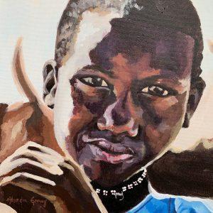 New Bereskin Gallery Exhibit Raises Awareness, Money for Clean Water in Africa