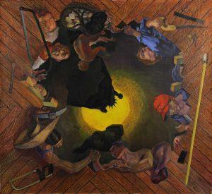 Quad City Arts Presents Peter Xiao and Ioan Marcu Art Exhibit