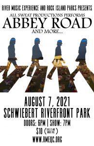 All Sweat Performing Abbey Road In Rock Island's Schwiebert Park