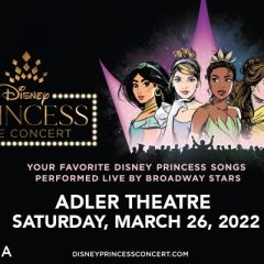 Davenport's Adler Holding 'Disney Princess' Ticket Pre-Sale! Get The Details Before It's Too Late...