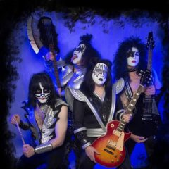 Looking For A Little KISS? Dressed To Kill Tribute Playing Poopy's