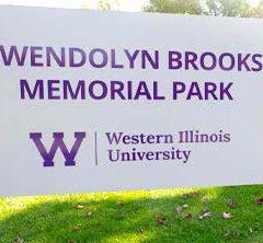 Gwendolyn Brooks Park Dedication Taking Place At Western Illinois University