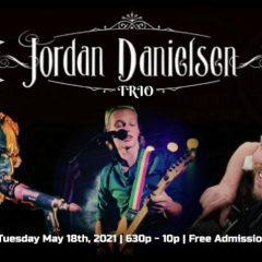 Jordan Danielsen Music Trio Playing At Rock Island's Kavanaugh's Tonight