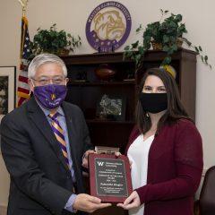 Samantha Klingler Named COAP Employee of the Year