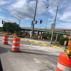 Downtown Moline Streets Closed, Causing Long Lines And Traffic Delays