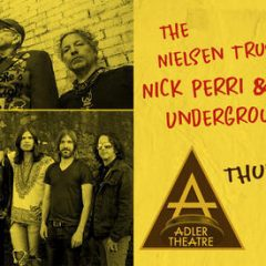 Nielsen Trust, Nick Perri & The Underground Thieves Coming To Davenport's Adler Theatre