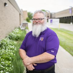 McMeekan Named Western Illinois University Employee of the Month