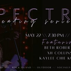 SPECTRA Lives At Rozz-Tox, Offering Poetry Readings And Music